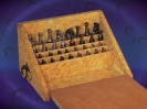Chess Pieces Storage Box open 2