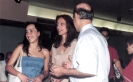 Honored guests 2001